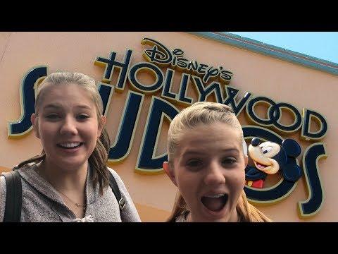 DISNEY WORLD FAMILY VLOG DAY 1 & DVC ROOM TOUR || DISNEY HOLLYWOOD STUDIOS || Taylor and Vanessa