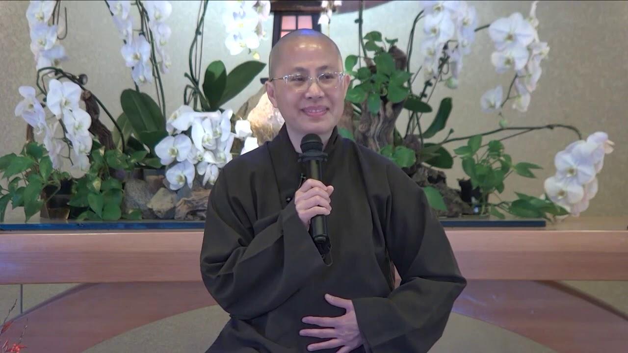 Download The Diamond Cutting Through Fear | Dharma Talk by Sr Dang Nghiem, 2021 01 10, DPM