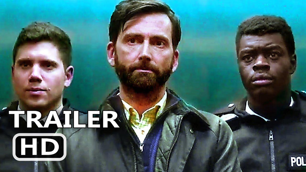CRIMINAL Official Trailer (2019) David Tennant, Netflix Drama Series HD