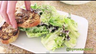 Caesar Salad-how To And Recipe | Byron Talbott