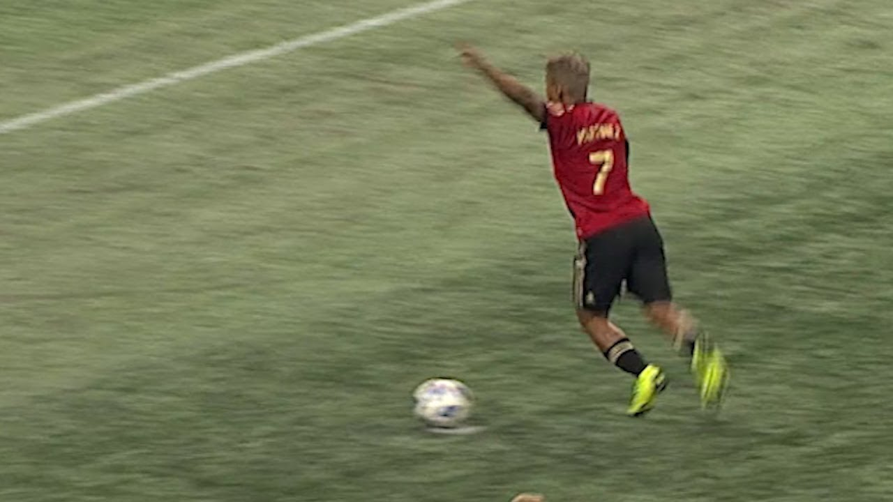 Josef Martinez Unique Penalty Kicks