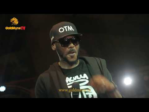 2BABA REMEMBERS FELA AND PERFORMS