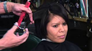 How to Use Thinning Shears on Hair