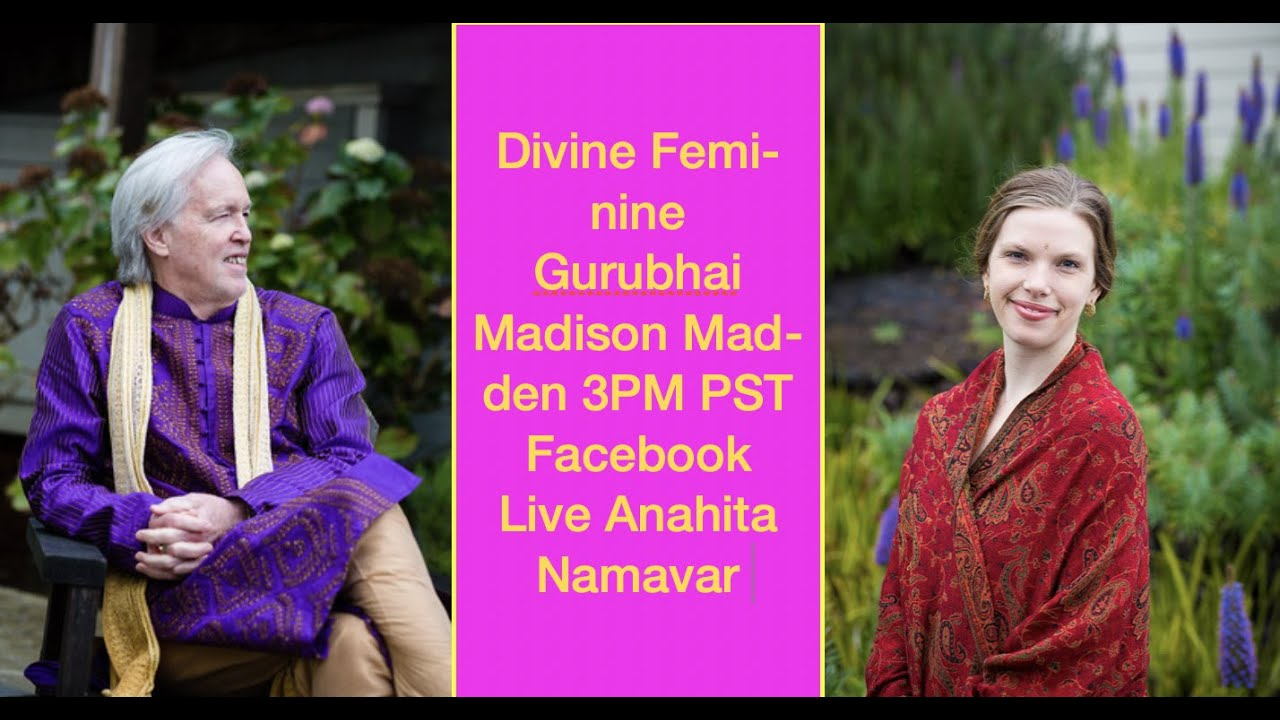 Joe and Madison Interview with Anahita Namavar on the Divine Feminine