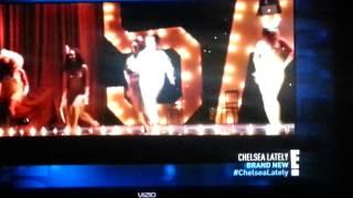 Chelsea Handler and Ross Mathews do a Bar Mitzvah