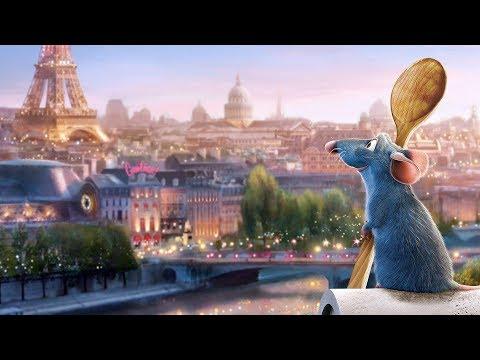 Alternatives #16. Ratatouille. Рататуй от Реми