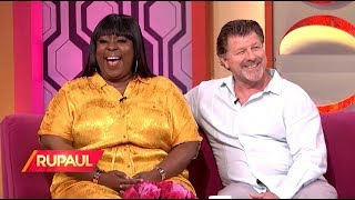 Loni Love on Her Relationship with James Welsh: 'It's About Love'