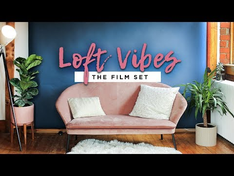 Revealing our new set! | LOFT VIBES FINALE