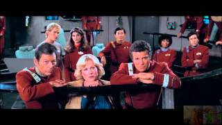 Star Trek II:The Wrath of Khan Battle in the Mutara Nebula:Epilogue 8/8