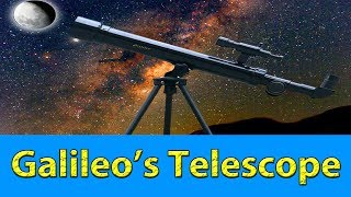 Galileo Telescope | Hindi