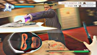 Spy main in Yakuza 0 (Final Bosses)