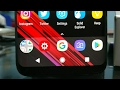 Get Google Pixel Navigation Bar on Any Android  Change Galaxy S8 S8 Plus Navigation Bar