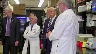 """Top News - Presidenti amerikan """"luftë"""" me Gjermaninë për vaksinën kundër koronavirusit"""