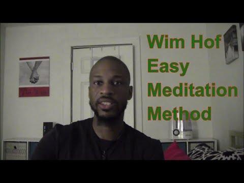 Wim Hof Method Easiest Meditation