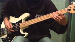 TOURNIQUET - Flowering Cadaver from ANTISEPTIC BLOODBATH - Aaron Guerra bass tracking