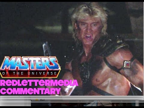 RedLetterMedia's Masters of the Universe Commentary