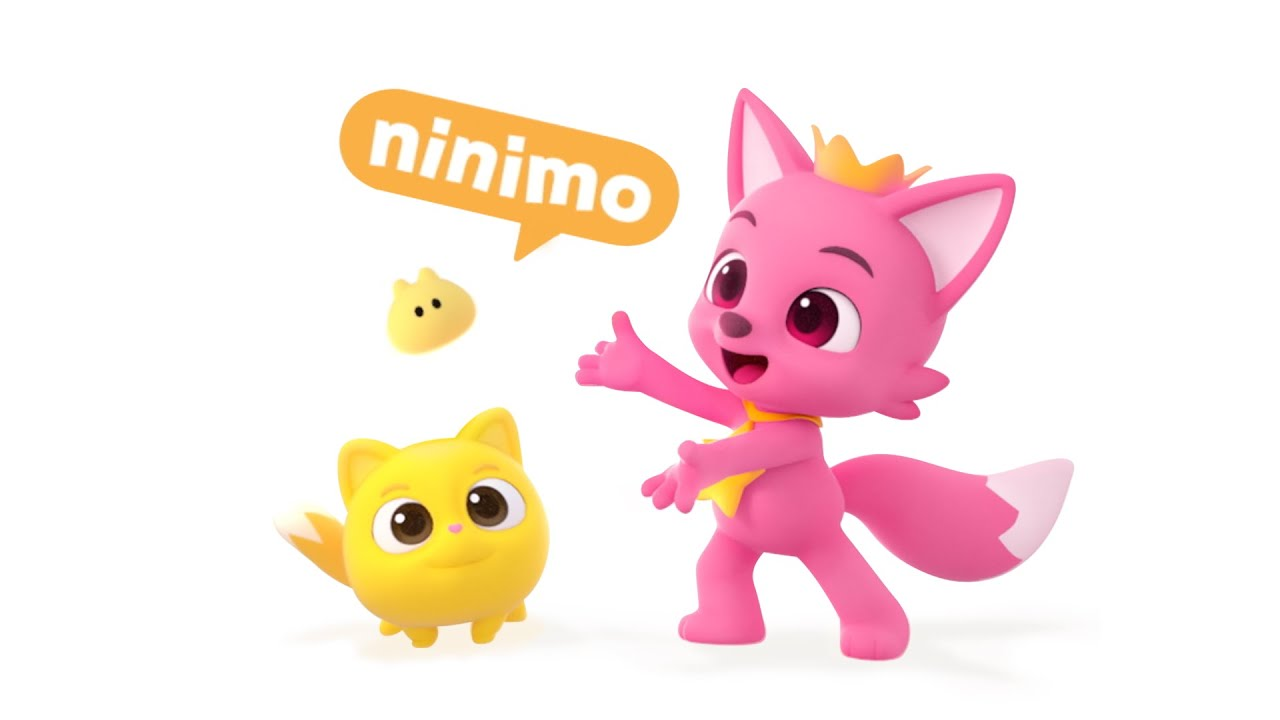 Ninimo - Introducing Pinkfong's New Friends | Pinkfong Intro