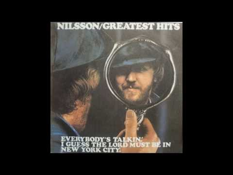 Harry Nilsson ~ Everybody's Talking  (1969)