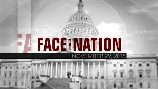 Open: This is Face the Nation, November 29