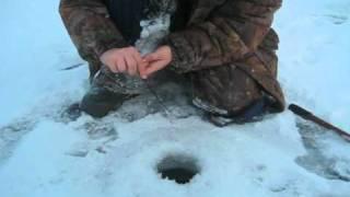 Риболовля на морозі.avi