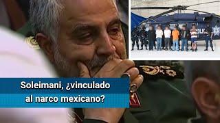 Soleimani ¿tuvo vínculos con Los Zetas?