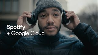 Spotify uses Google Cloud to unlock infinite capacity and faster innovation