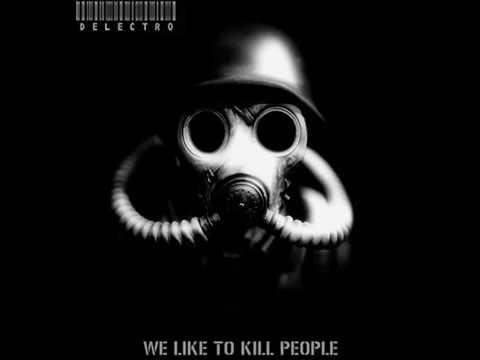 Delectro - Master Of Destruction   (Al Ferox remix)