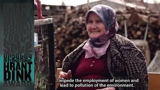 Işıklar 2019 Uluslararası Hrant Dink Ödülü