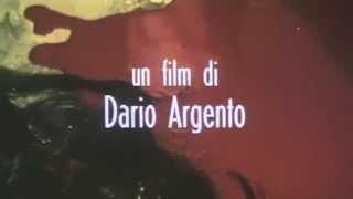Trailer di Profondo Rosso che conserva il fascino della vecchia pel...