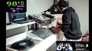 DJ KINO - FACEBOOK LIVE - 90s Nineties Live Show