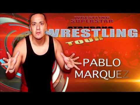 Wrestling Superstar presenta : ATANGANA WRESTLING TOUR , santiago y antofagasta  20 y 21 de Febrero