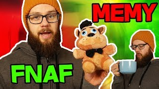 ♥ FNAF VS MEMY Z BRAWL STARS ♥