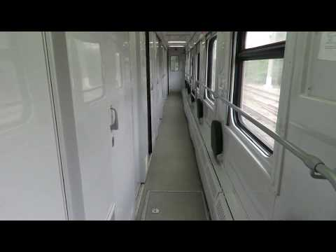 Sleeper Train - Baku to Tbilisi