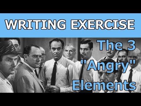 """""""12 Angry Men"""" And How To Write Group Tension"""