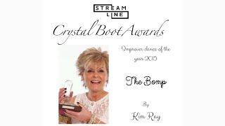 THE BOMP LINE DANCE (KIM RAY) STREAMLINE WEEK 13