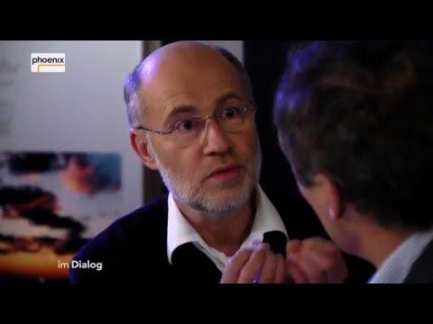 Im Dialog - Harald Lesch zu Gast bei Michael Krons am 19.02.16