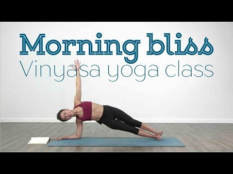Morning bliss - Vinyasa yoga class
