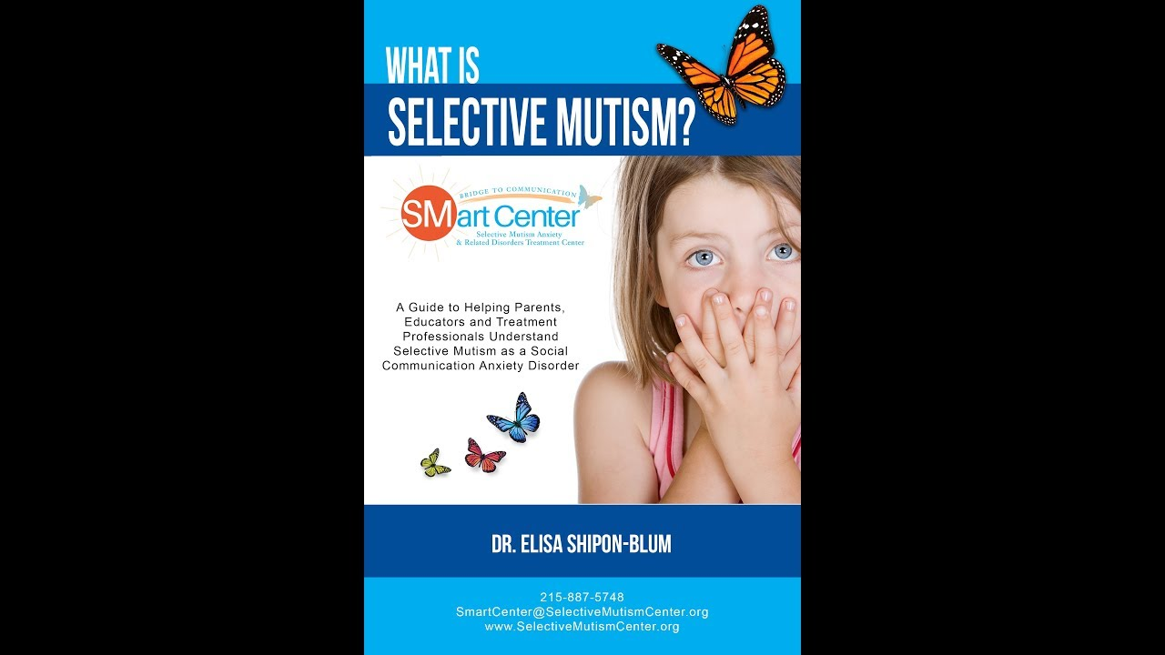What is Selective Mutism? - YouTube