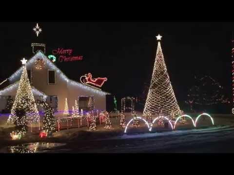 Novar Ontario Christmas Lights