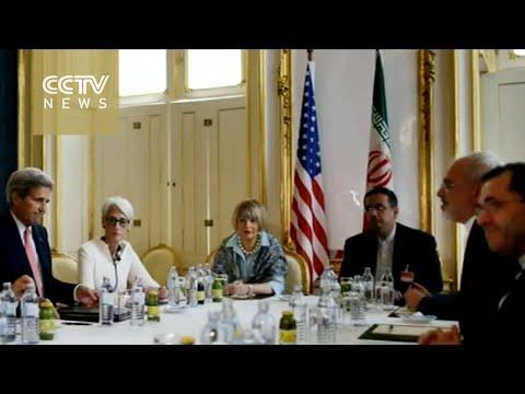 Kerry, Zarif meet ahead of six-party Iran nuclear talks