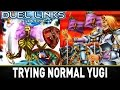 Trying Normal Yugi Deck | YuGiOh Duel Links Mobile w/ ShadyPenguinn