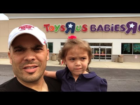 Episode 142 - THE LOST EPISODE! TOY HUNTING AT TOYS R US 2 YEARS AGO!