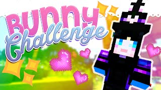 Minecraft: The Bunny Challenge -  Witchy Poo  Ep 11