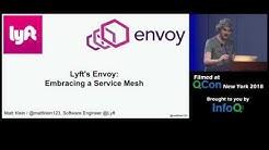 Lyft's Envoy: Embracing a Service Mesh