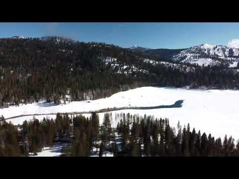 Huntington Lake Cabining