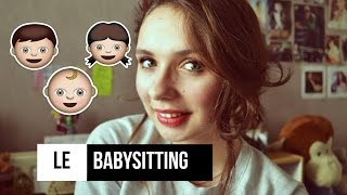 Expérience n°1   Le babysitting