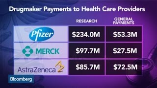 Inside Drugmakers $6.5B Payments to Doctors
