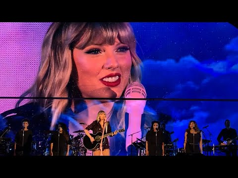 """Lover"" - Taylor Swift LIVE at The Hollywood Bowl for We Can Survive"