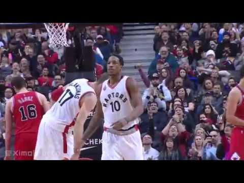 Chicago Bulls vs Toronto Raptors   Full Game Highlights   January 3, 2016   NBA 2015 16 Season
