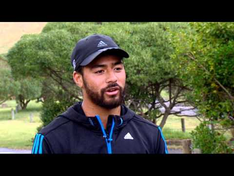 Richie Mo'unga - A rugby star is born
